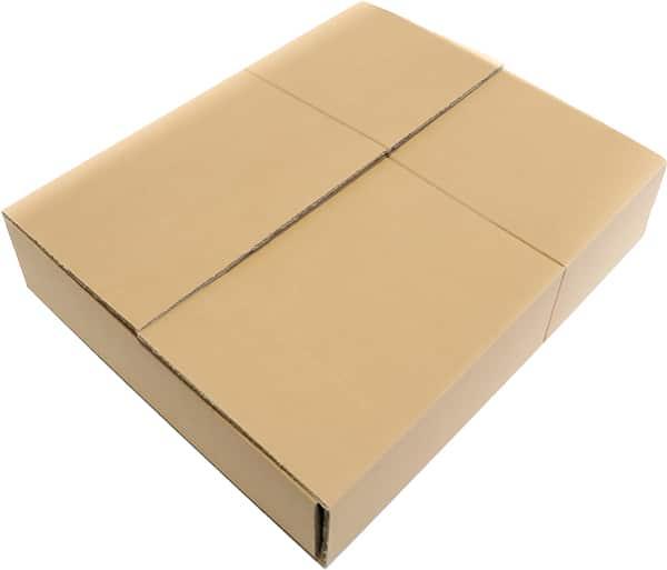 Emballage 3 plaque rainées pour grandes dimensions