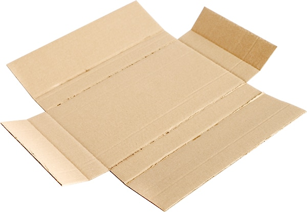 Emballage croix